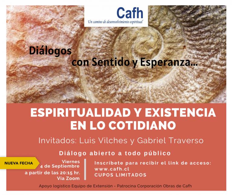 espiritualidad y existencia-4sept